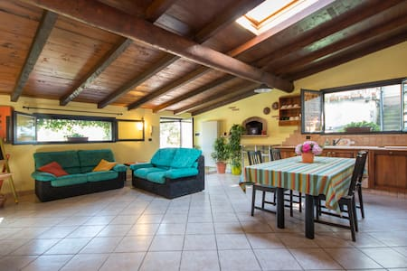 Michi House, relax in collina - Haus