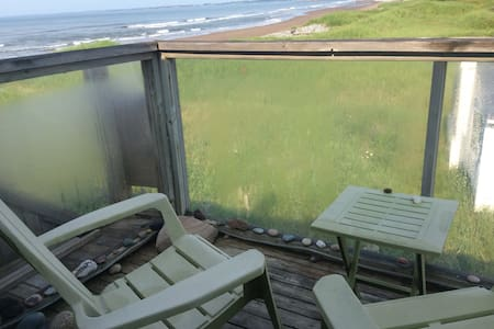 SEARENITY OCEANFRONT Studio Apt. - East Lawrencetown