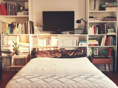 Sunny, clean and cozy room-Plateau!