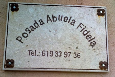 B&B   Posada de la   Abuela Fidela  - Bed & Breakfast