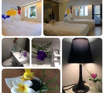 Ximending -電影街百萬裝潢雙人房