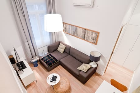 ESTUDIO BARRIO SALAMANCA - Madrid - Appartamento