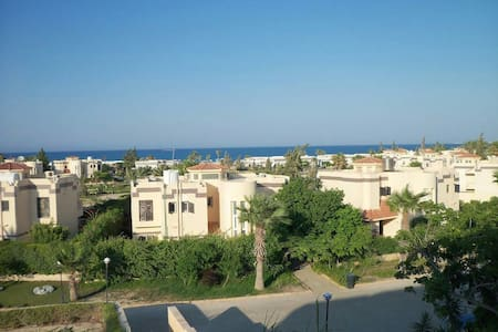 Ghazala bay resort 2nd floor apart - Apartment