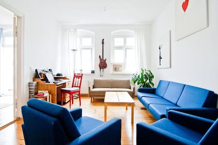 Nice flat in central location. - Berlin - Apartment