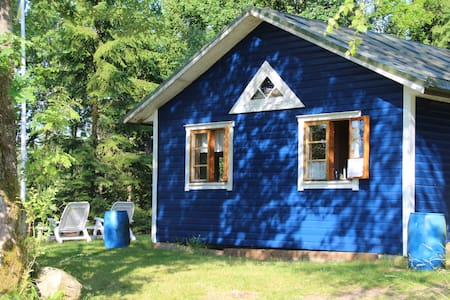 Stuga Ekelund near Lake Jällunden - House