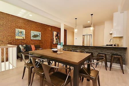 2900SF/Central Park/Sleeps 14/Duplx - New York - Apartment