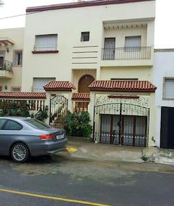 Villa meublée - Vila