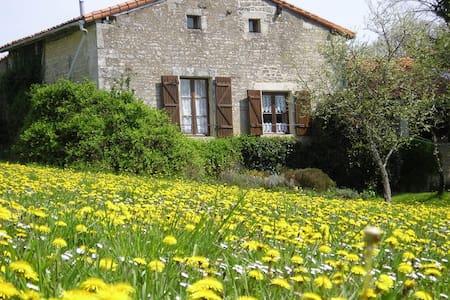 HARMONIE COTTAGE - Salles-de-Villefagnan - House