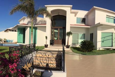 La mejor vista de la Bahia - La Paz - Huis