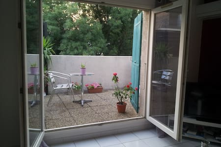 Cosy flat close to city center