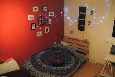 Summerhit!! cheap cozy room in Krems, city center - Daire