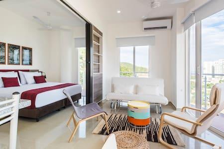 Apartamento para 6 personas en el Rodadero - Santa Marta (Distrito Turístico Cultural E Histórico)