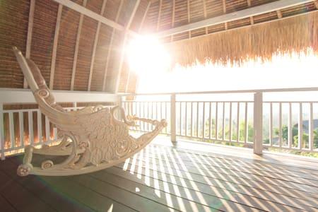 Amazing 2-bedroom villa (view!)