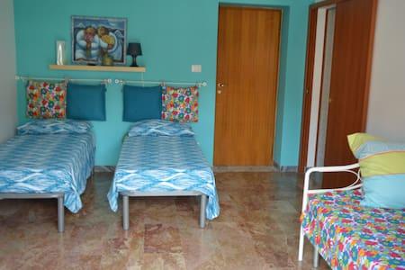 la stanza verde - Bed & Breakfast