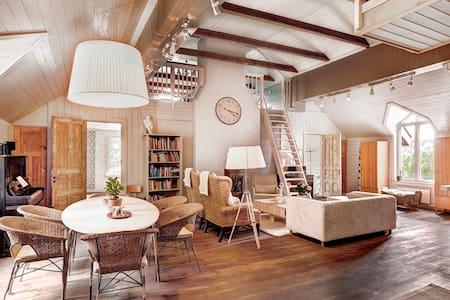 Ihana loft-asunto - Lägenhet