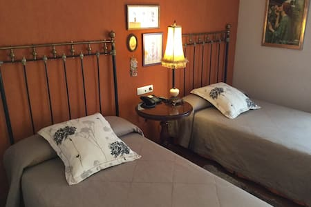 Coqueta habitación para dos - Huis
