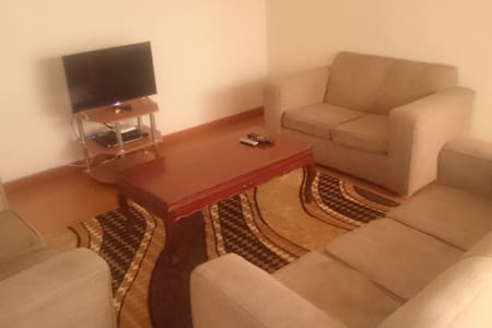 2 Bedroom Apt in Kilimani, Next To Yaya - Nairobi - Appartamento