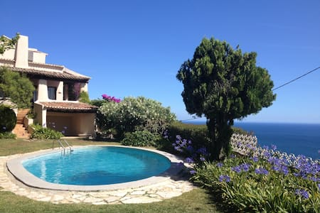 Villa w/Pool and Dominant Seaview - Sesimbra