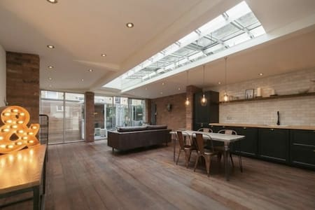 Double Room + Bath in Stunning Central Loft - London - Apartment