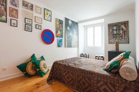 Portuguese Love Affair - Pictures Room (Double) - Lisboa