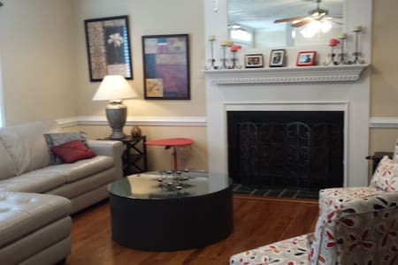 Cozy and Accessible - Marietta - Σπίτι