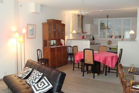 Maison spacieuse et confortable. Vallée du Lot. - Monsempron-Libos - House