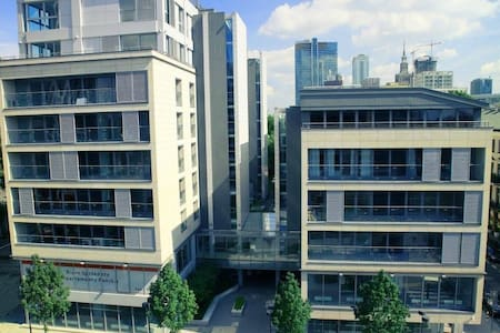 Modern Apartment Central Warsaw nu