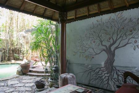 Serene Private Pool Guest House - Sherman Oaks - Bungalou