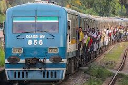 Train Ticket to any destination - Zug