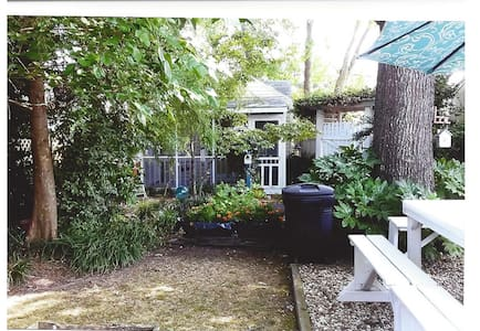 Baltic Place Garden Guest House - Virginia Beach - House