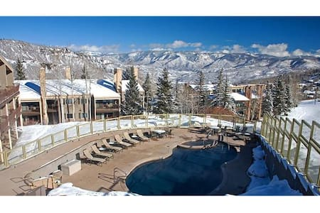Timberline Condominiums  - 1BR + Loft Condo #D-3-F - Snowmass Village - Condominium