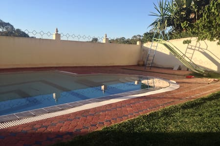 Beautiful house with private pool and garden - Tangeri