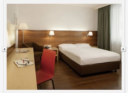 Hotel room in the centre - Viena - Bed & Breakfast