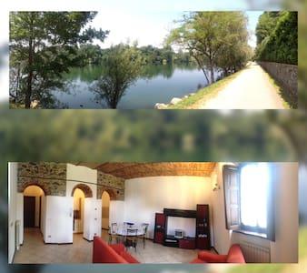 LagoCorgeno-Verglatum-LagoMaggiore. - Vergiate - Apartmen