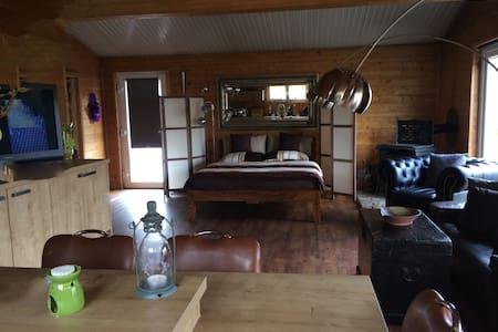 Ferienhaus am Waldsee Rieden  Eifel - Rieden - Casa