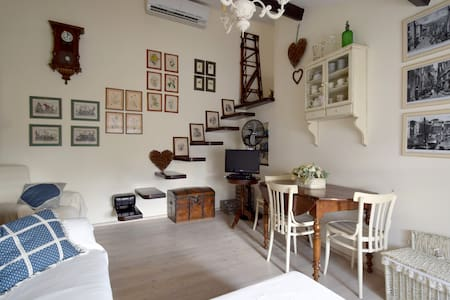 Small Charming & Romantic house in Riviera Ligure - Loft