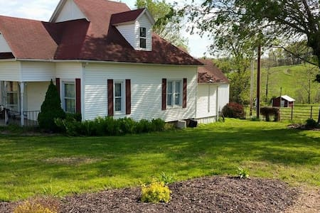 A Relaxing Country Retreat - Hartville - Maison