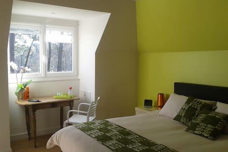 Suite FARNIENTE - LA DOLCE VILLA - Le Touquet-Paris-Plage - Bed & Breakfast