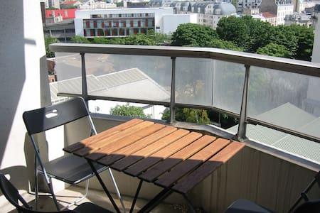 Furnished studio Paris Montmartre - Lejlighed