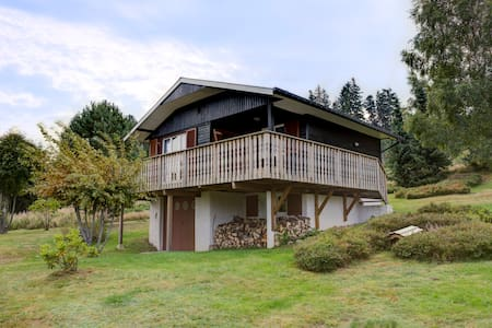 Room type: Entire home/apt Property type: Chalet Accommodates: 8 Bedrooms: 3 Bathrooms: 2