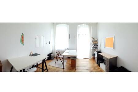 quiet Studioflat/35 €
