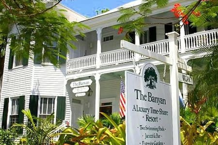 Key West Old Town 2 Bed Bargain Priced Dec. 17-24 - Key West - Appartement en résidence