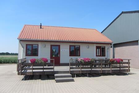 vakantiehuis de Pannepot - Haus
