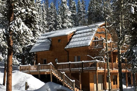 Beautiful Cabin So Close to Breck! - Breckenridge - Cabaña