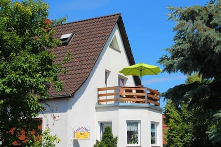 Haus Haase-modern und familiär - Apartment