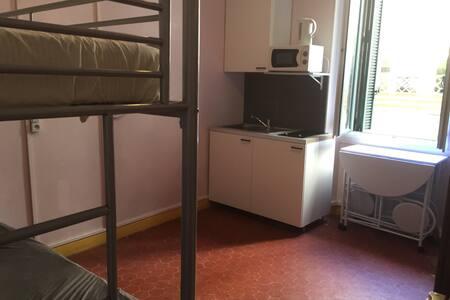 Studio indépendant centre Cannes