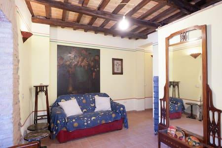 Nel centro storico di Bevagna - Bevagna - Apartment