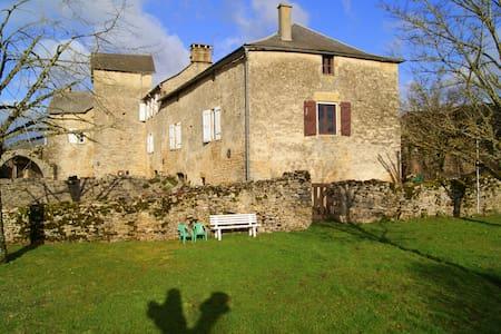 Gîte Le Roc - House