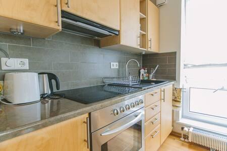 Cozy, quiet apartment in the center - Tartu - Apartment