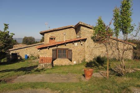 Casa rural en el Collsacabra